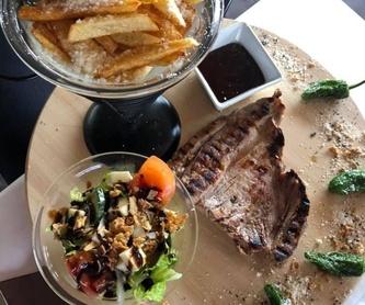 Carnes a la brasa: Nuestra carta de Restaurante Los Hornos