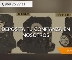 Recambios y accesorios del automóvil en Alcantarilla | Rectisa