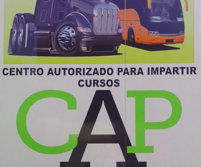 Centro homologado cursos CAP en Ourense