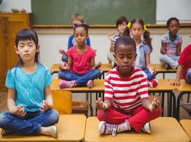 NIÑOS: Meditación en lugar de castigo