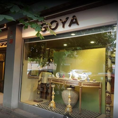 Subastas de arte en el centro de Madrid: Goya Subastas