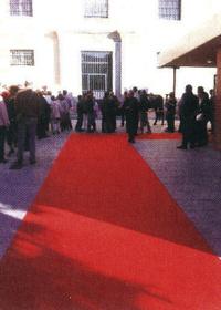 Tarimas y espacios enmoquetadas: Servicios de Dos Eventos