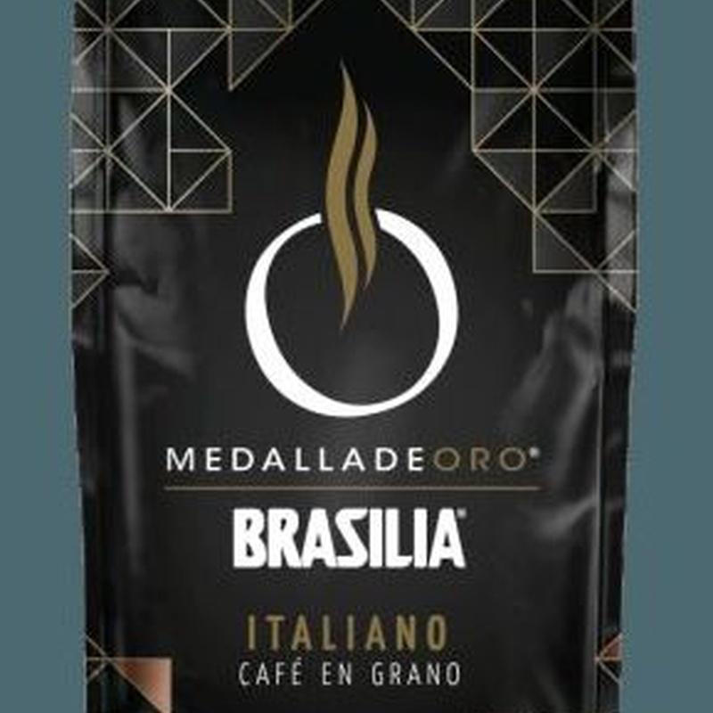 CAFE EN GRANO BRASILIA MEDALLA DE ORO