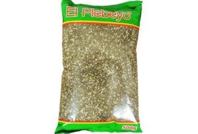 Chia El Plebeyo 500 gr: PRODUCTOS de La Cabaña 5 continentes