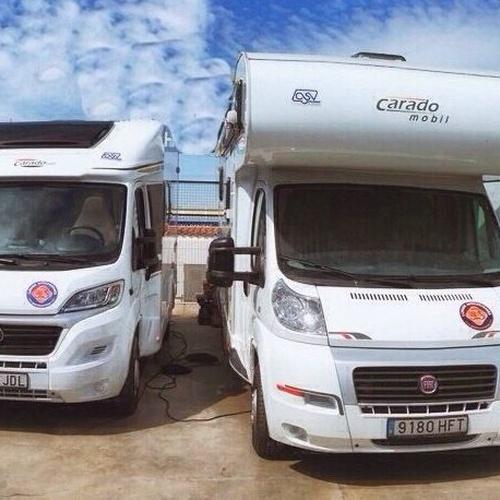 alquiler de caravanas