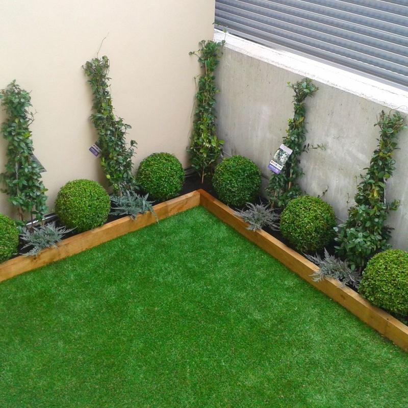 Césped artificial: Servicios de Jardinería Sefer