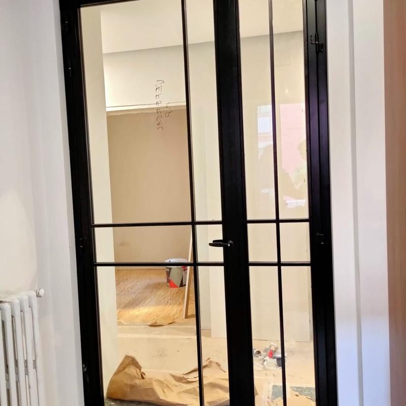 Puertas abatibles Madrid centro