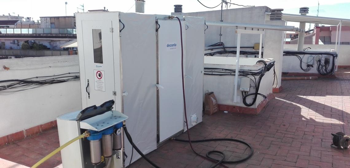 Tratamiento de humedades en Granollers: tejados y cubiertas