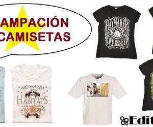 - ESTAMPACIÓN textil en camisetas y bolsas de tela en Madrid