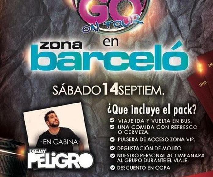 """Jango """"On Tour"""" Feria de Albacete"""