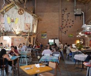 Restaurante de comida orgánica en Vic