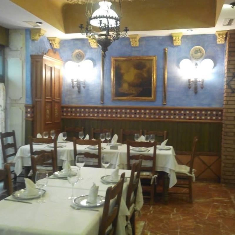 Sopas y caldos: Especialidades de Restaurante Los Andaluces