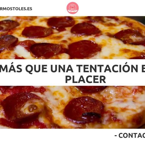 Pizzeria menú Móstoles | Pizz-a Porter Móstoles