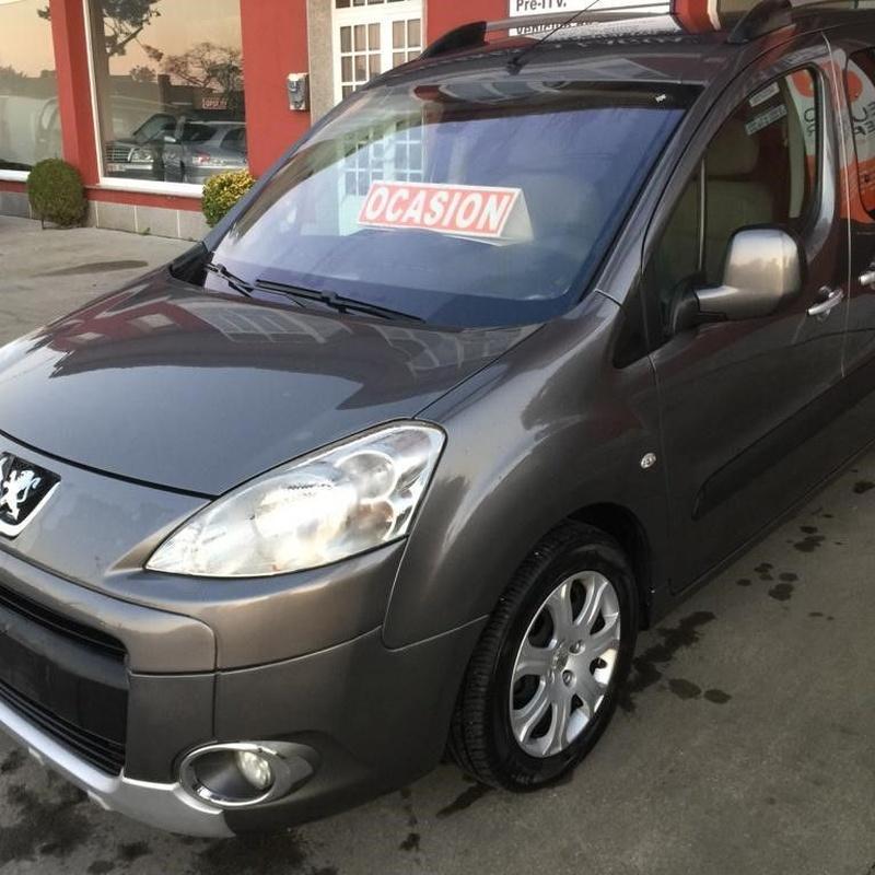 Peugeot Partner 1.6HDI 90CV: Vehículos de ocasión de OCASIÓN A LAGOA