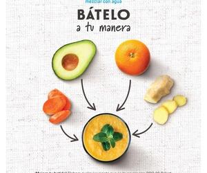 PRO 20 -Select- con naranjta, gengibre y aguacate
