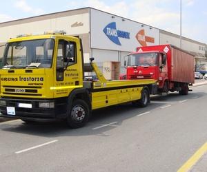 Asistencia en carretera en Bizkaia