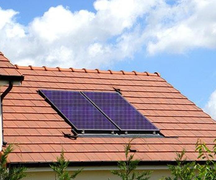 Energía solar: Servicios de Estein Instalaciones, S. L.