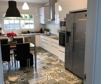 Muebles de cocina: Servicios de Obras y Reformas Zahino