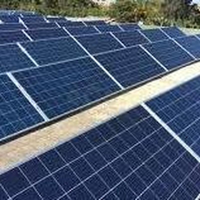 Fotovoltaica. Tarragona Ifér