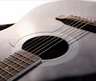 Guitarra modelo 6P