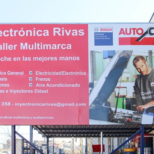 Talleres de automóviles en Rivas-Vaciamadrid | Inyectrónica Rivas