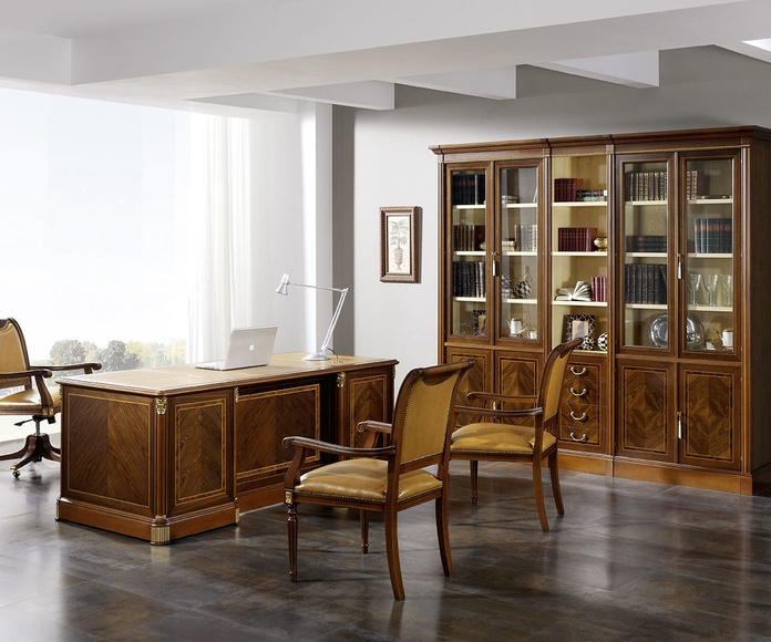 Mesa despacho mod 82 Orfeo: Nuestros muebles de Muebles Lino