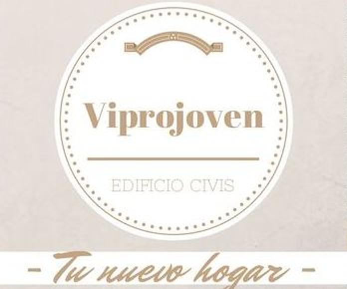 Edificio Civis- viviendas alquiler-Gijón