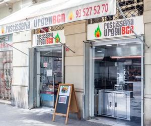 Galería de Asadores en Barcelona   Rostisseria Urgell BCN