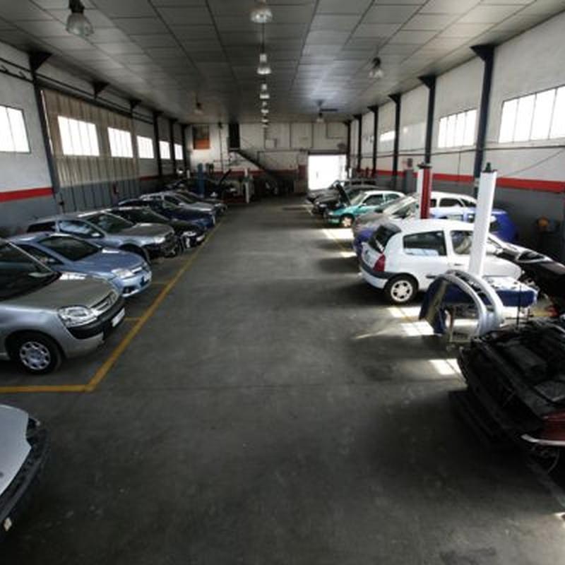Transformación de coches GLP: Servicios de Daymauto