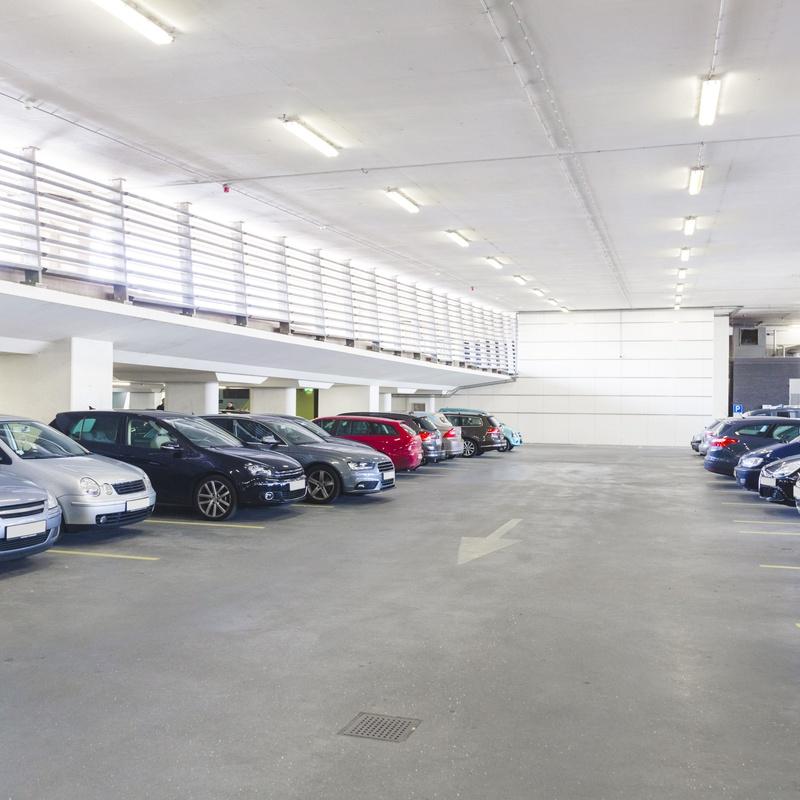 Limpieza de parking: Servicios de Parking Net