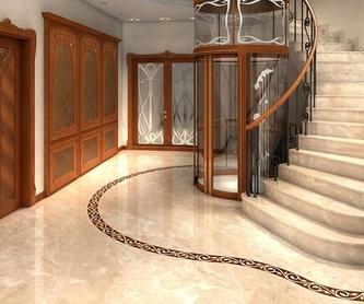 Portales de mármol y piedra natural: Servicios de Anpergran Restauración y Decoración, S.L.