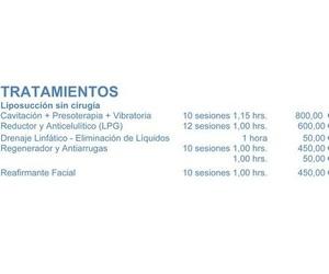 Todos los productos y servicios de Centros de estética: Assía Instituto de Belleza