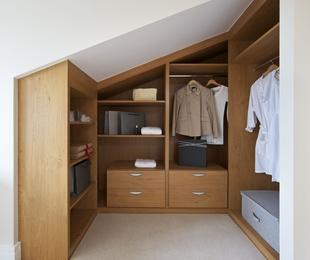 Conceptos básicos de un vestidor