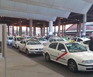 Servicio de taxi desde la Sierra Norte de Madrid a Chamartín