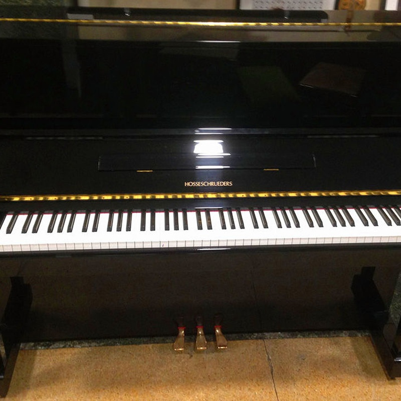 Piano ocasión Hosseschrueders. Galería Musical Arévalo. Oviedo