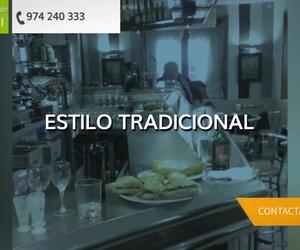 Restaurante centro Huesca, Menu del dia y carta en Huesca, pescados y mariscos en Huesca,