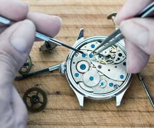 Relojero en León