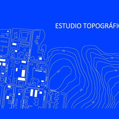 Asistencia técnica, estudio topográfico en Sevilla