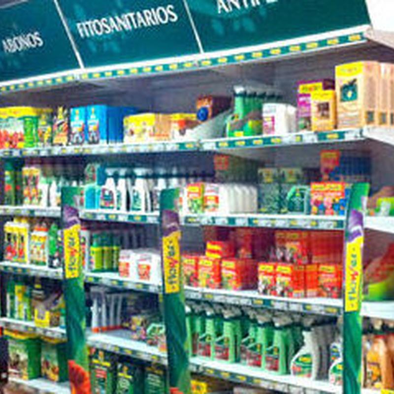 Fitosanitarios: Productos y servicios de Eiviss Garden