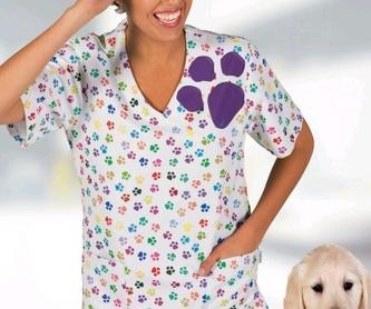 Ropa laboral ideal para  trabajar en un veterinario
