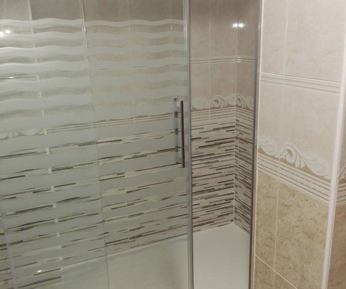 Cambios de bañera por platos de ducha