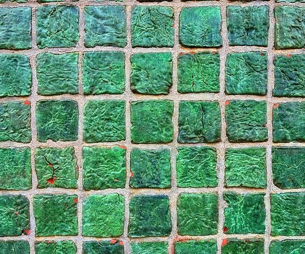 Materiales de los azulejos