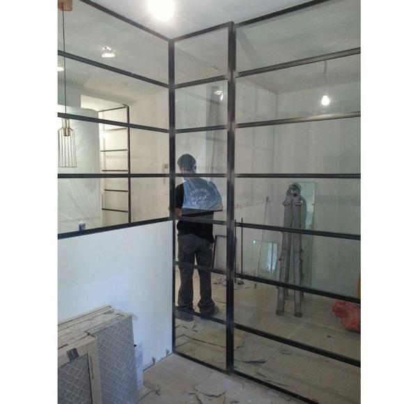 Puerta y fijo de cocina: Cerrajería de Cerrajería Dugaval