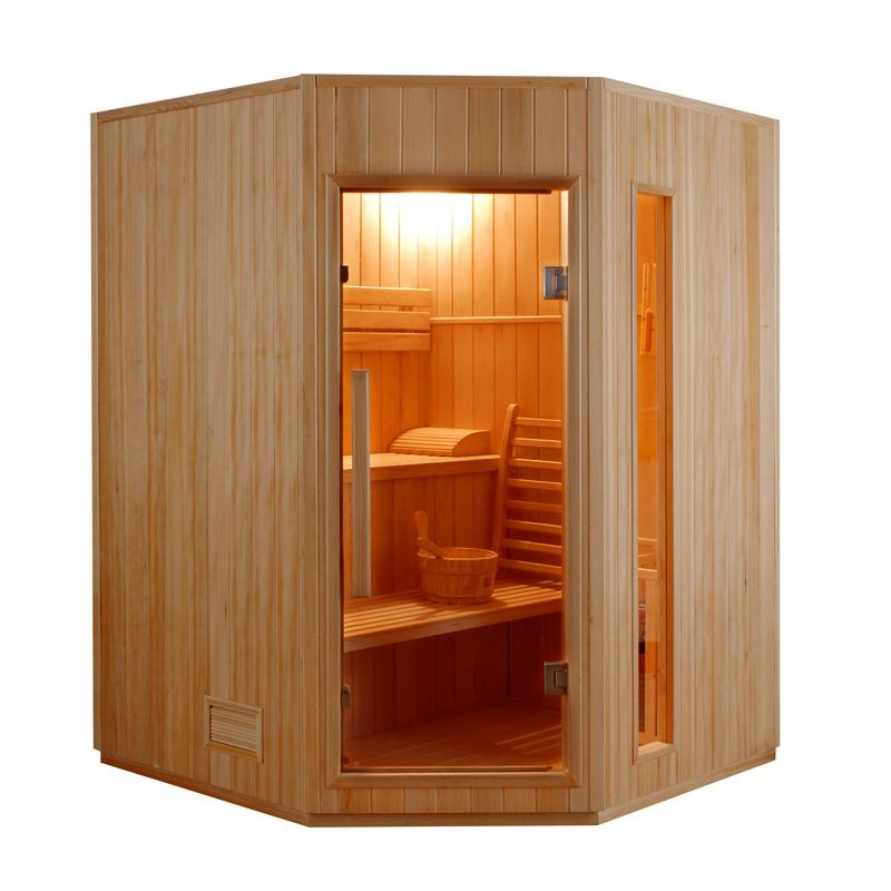 Sauna 3 o 4 personas