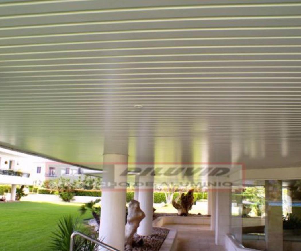 Razones para instalar falsos techos de aluminio