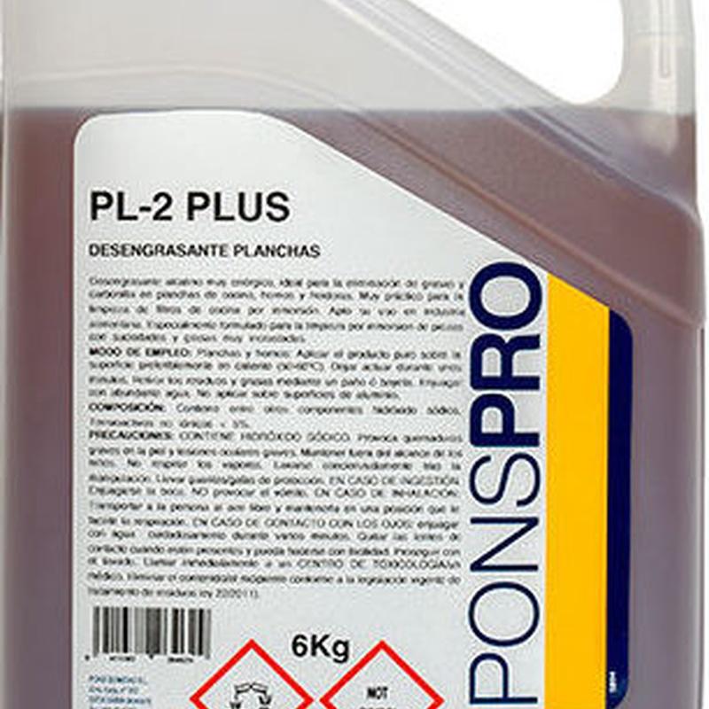 PL-2 PLUS: Productos y servicios de Prieto Larrey