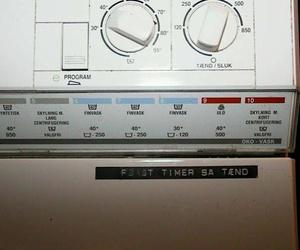 Diagnóstico de electrodomésticos