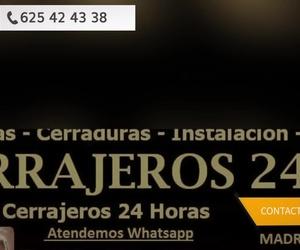 CERRAJEROS 24H 【625.424.338】APERTURA DE PUERTAS - CERRADURAS - LLAVES