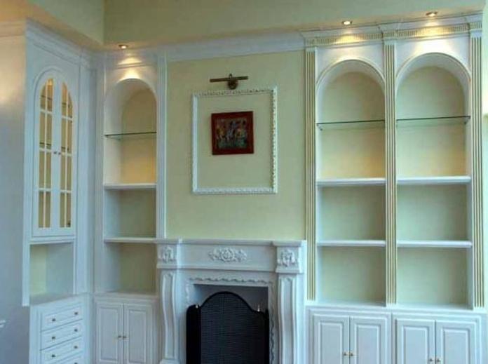 Muebles de escayola: Productos de Carmoplac, S.L.