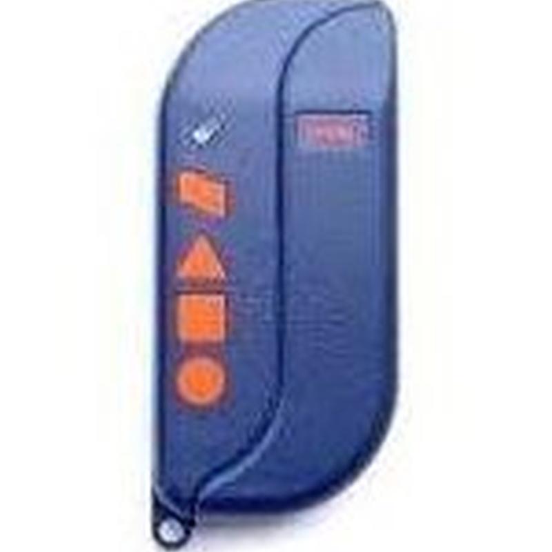 Mando FAAC, 2-4 pulsadores, 433Mhz alta en garaje: Productos de Zapatería Ideal